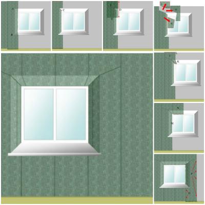 Window Wallpaper Guide