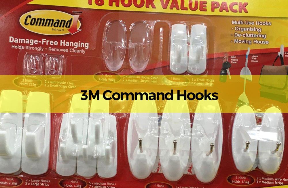3M Command Hooks